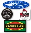 PDQ Quick-Ship Decals